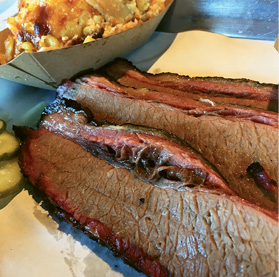 """Local Eats - """"I crave the barbecue plates at Swig & Swine."""""""