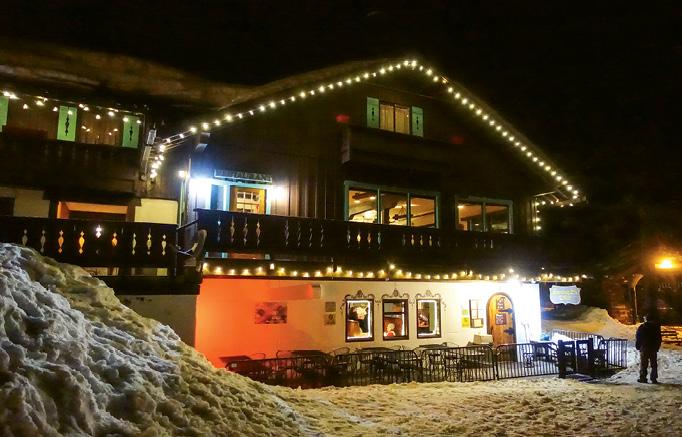 The Alpine Inn