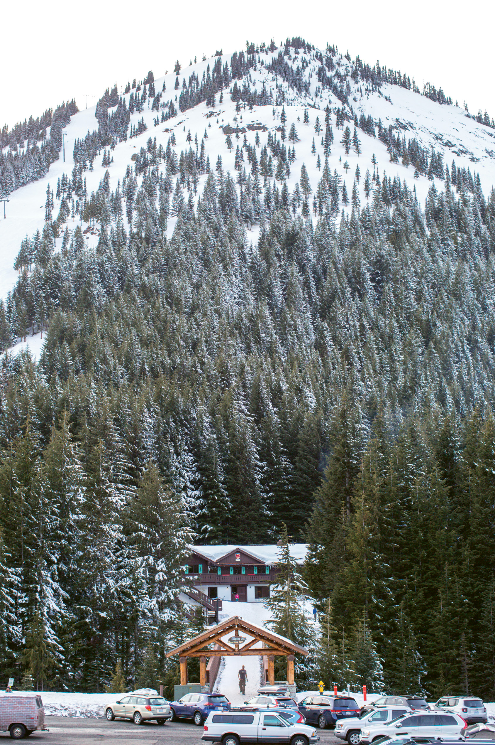 The Classic Experience: Crystal Mountain may be a Washington State locals' resort, but its slopes could make any East Coast mountain blush. The base village is pure Bavarian kitsch, with modernist nods like thoughtful vegetarian fare.