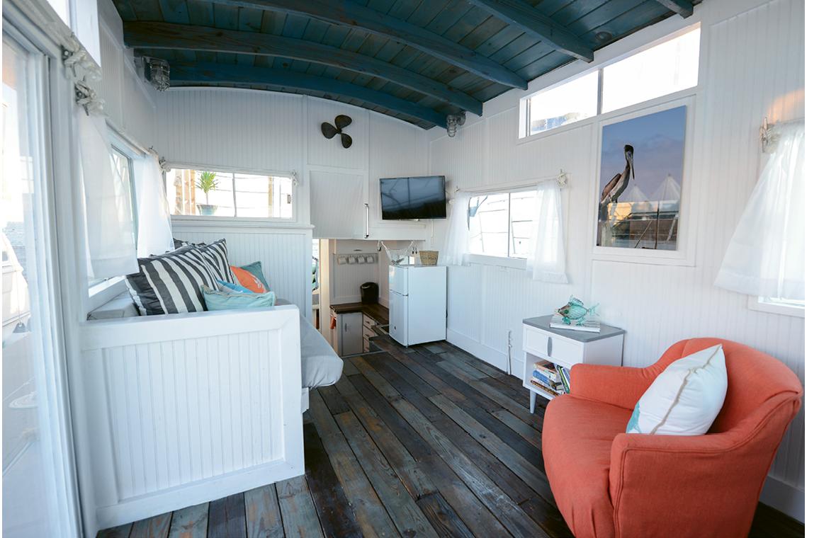 4. Houseboats