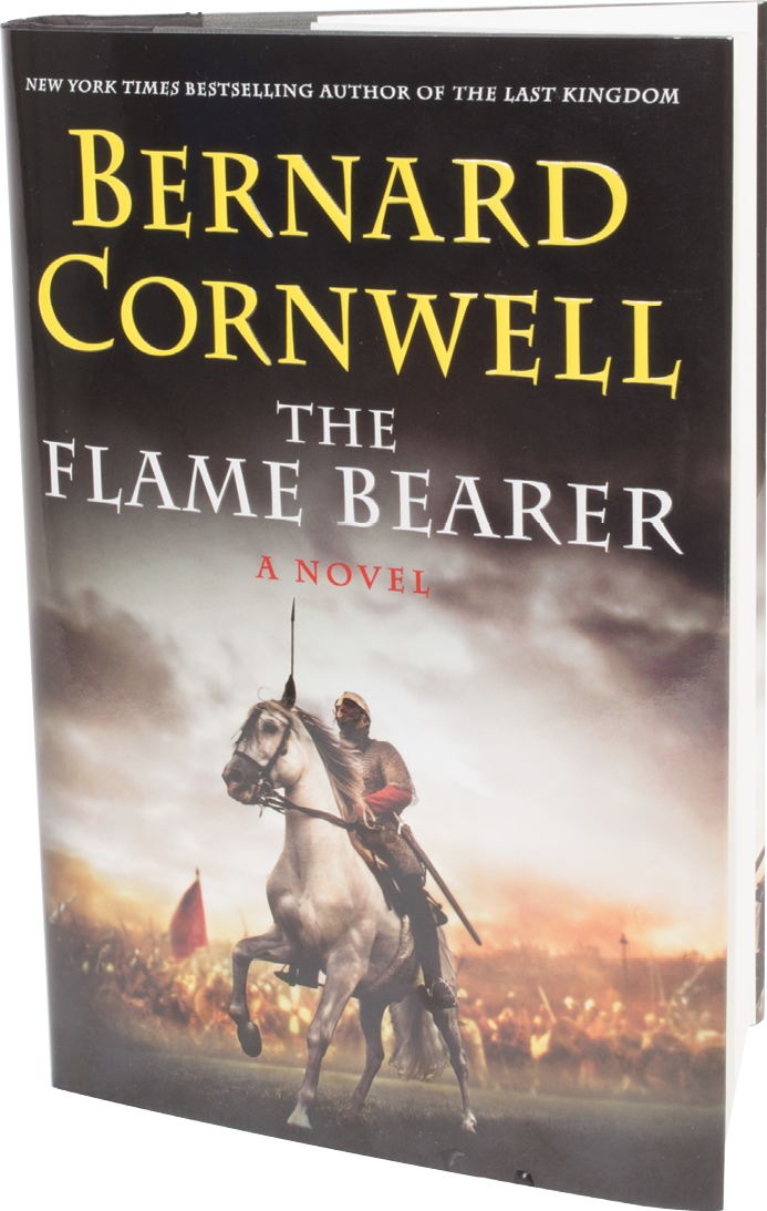 The latest in Bernard Cornwell's oeuvre