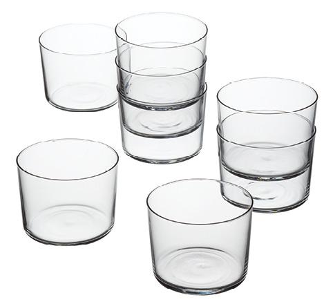 """CB2's """"Marta"""" glassware"""