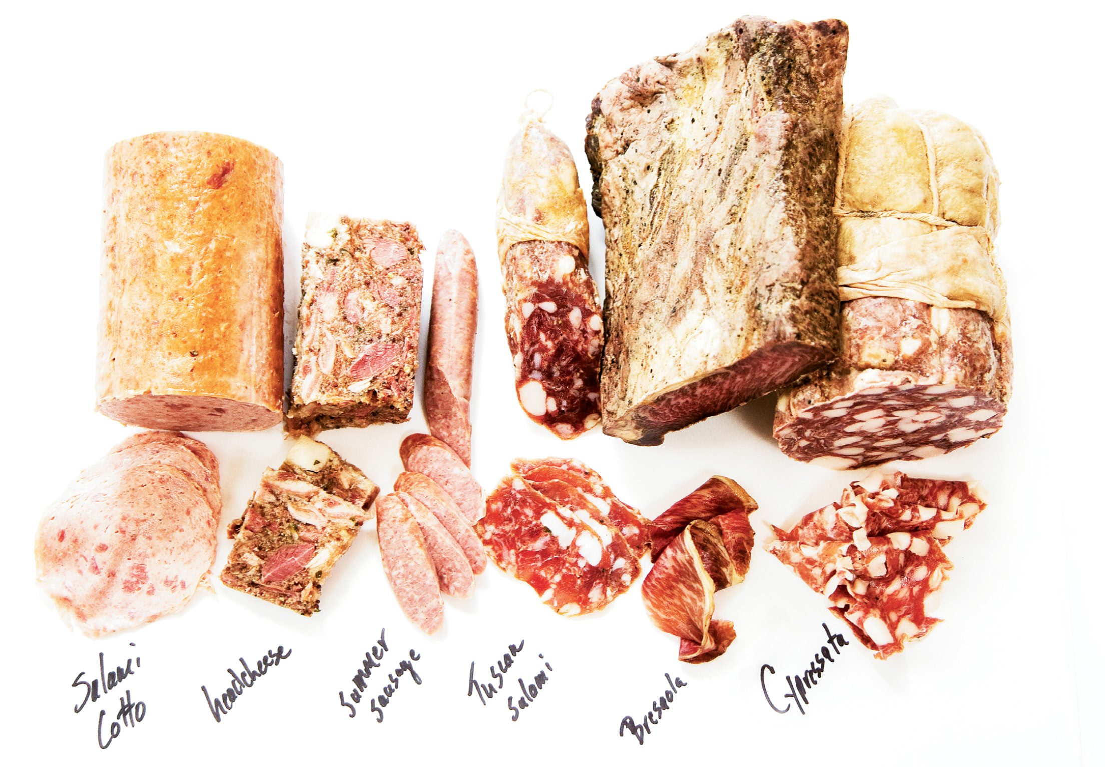 CHARCUTERIE: Artisan Meat Share (AMS)/Cypress