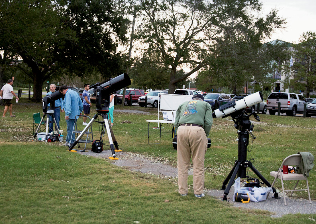 1. Astronomy in the Park