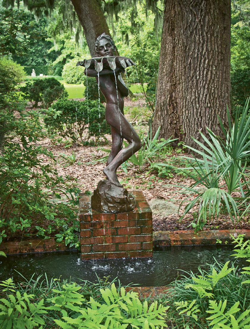 Find more than 2,000 figurative sculptures by 425 artists at Brookgreen Gardens.