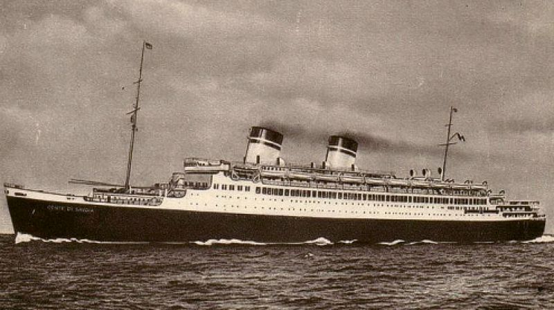 In August 1939, Charlestonian Charlotte Ball and Marjorie set sail on the Italian liner Conte di Savoia for Cannes, France, then on to La Preste in the Pyrennes for an indefinite stay.