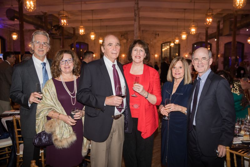 Paul and Paula Heinauer, Gary and Jackie Davis, and Anne and Howard Edwards