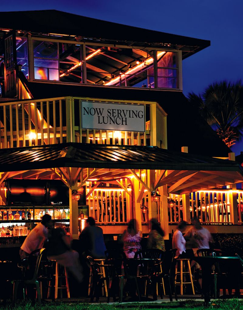 Isle of Palms - Morgan Creek Grill