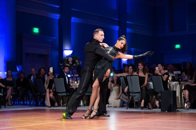 Jennifer McGrath and her partner Travis Willert