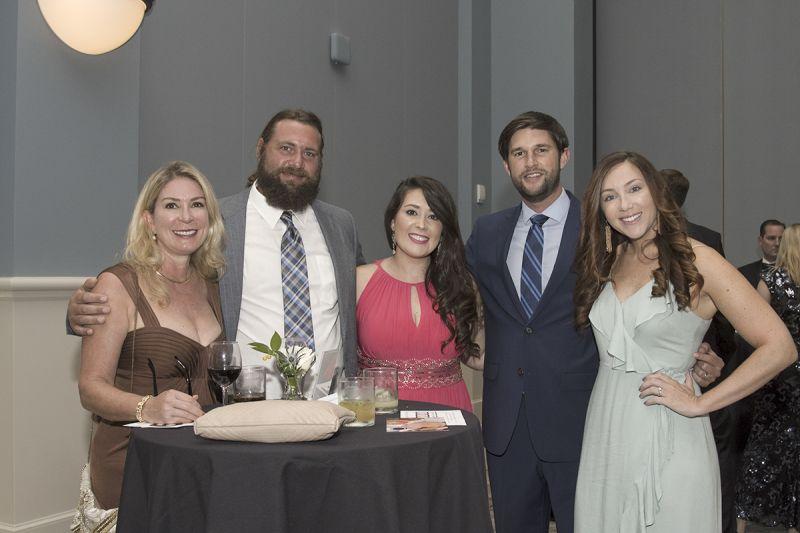 Angela Funsik, John Gregory, Lauren Gregory, Taylor Critcher, and Sydney Critcher