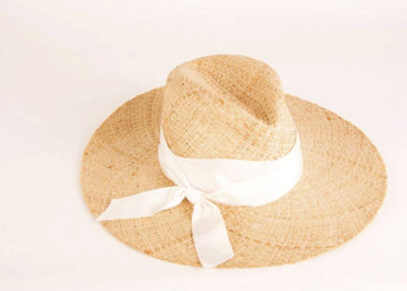 """Wyeth """"Cara"""" hat, $69 at Julep"""
