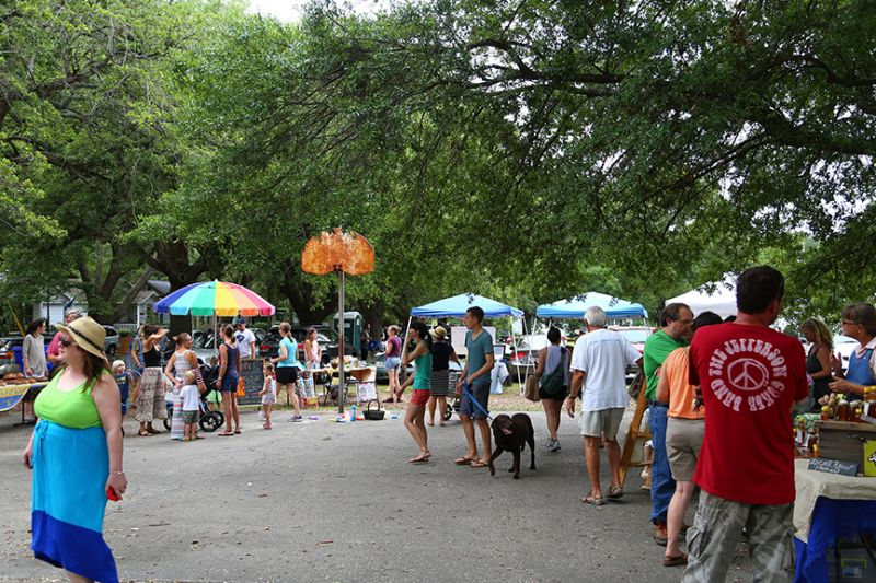 James Island - Farmers Market