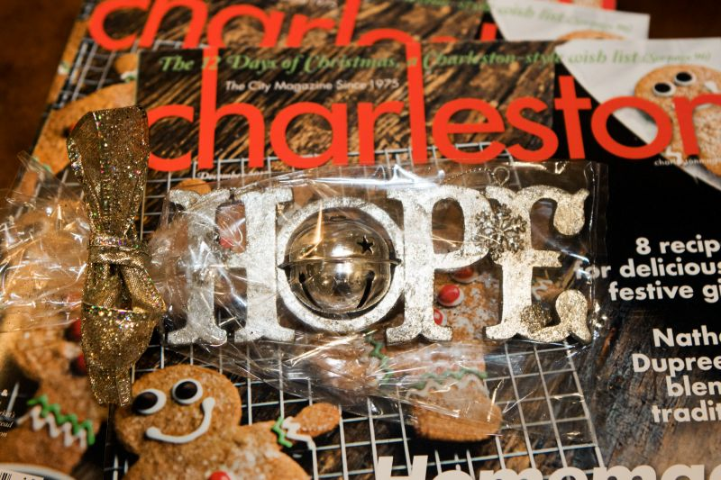 Charleston magazine was a proud sponsor of the event.