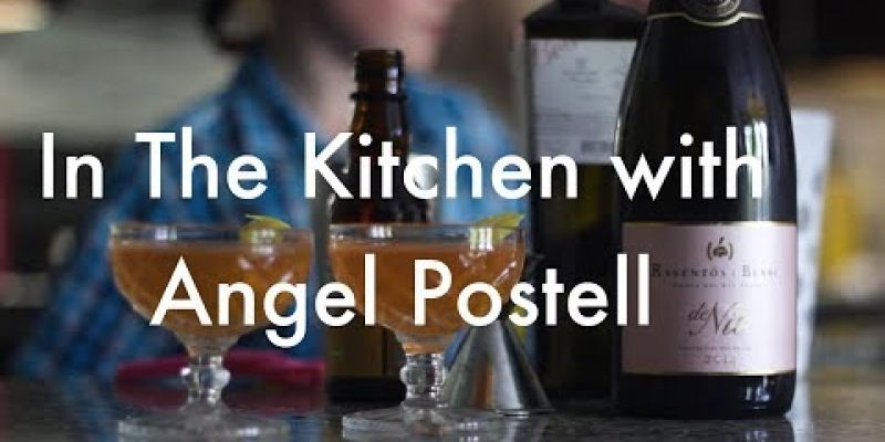 Embedded thumbnail for VIDEO: In The Kitchen: Angel Postell