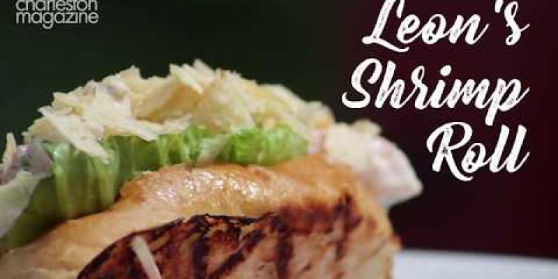 Embedded thumbnail for VIDEO: How to Make a Shrimp Roll