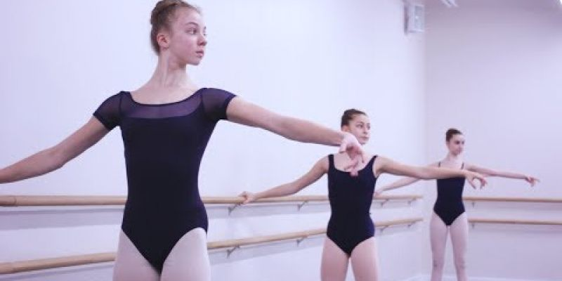 Embedded thumbnail for VIDEO: Dance Conservatory of Charleston