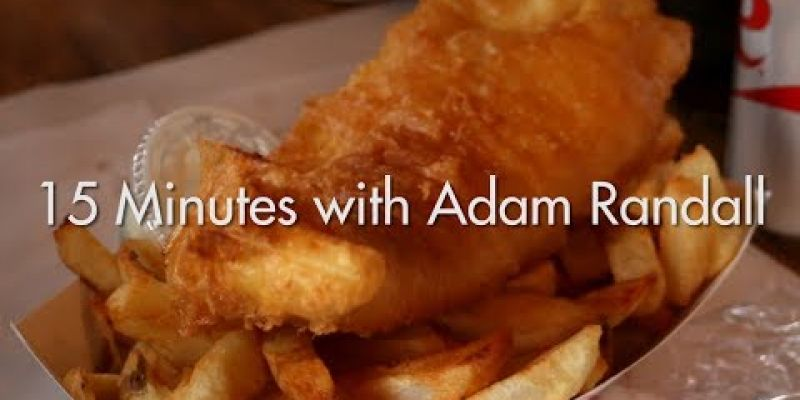 Embedded thumbnail for VIDEO: 15 Minutes with Adam Randall