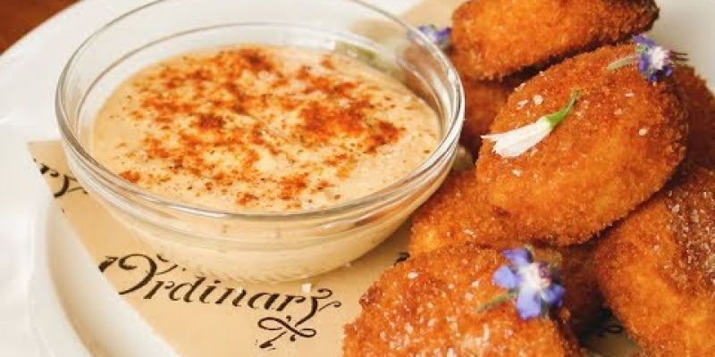 Embedded thumbnail for How To Make: Crab Fritters with Vandy Vanderwalker