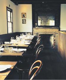 "Date Night: ""Definitely Chez Nous. It's the most romantic restaurant in America."" —Ben"