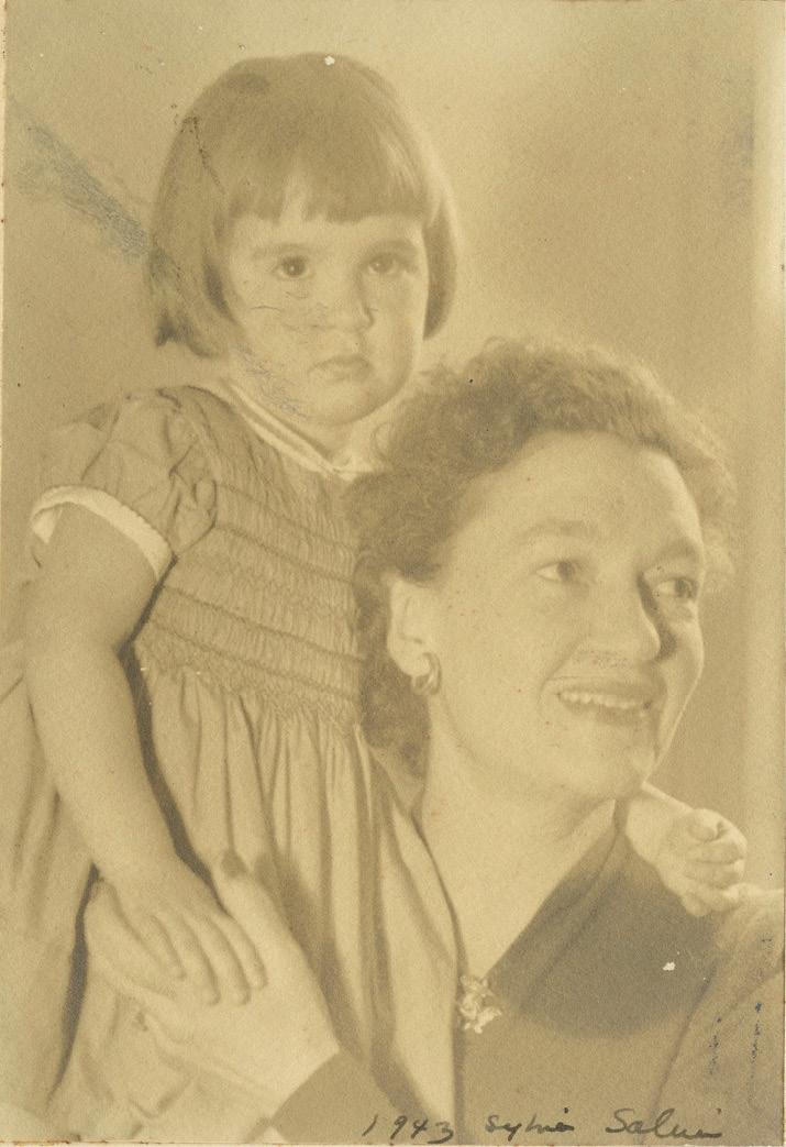 Holding Bokara, 1943