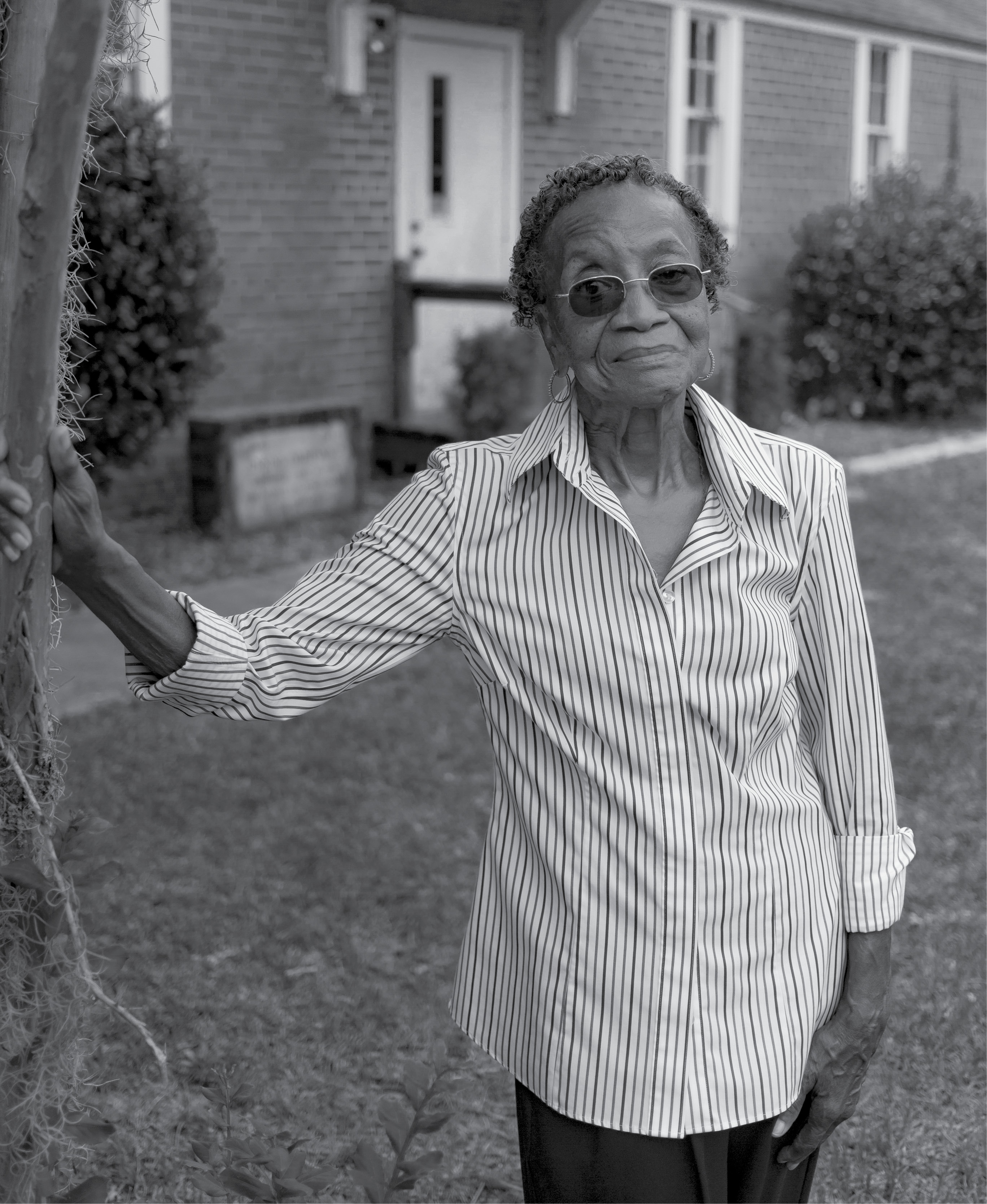 At the Jenkins Institute for Children in North Charleston, where she served as executive director for more than a decade