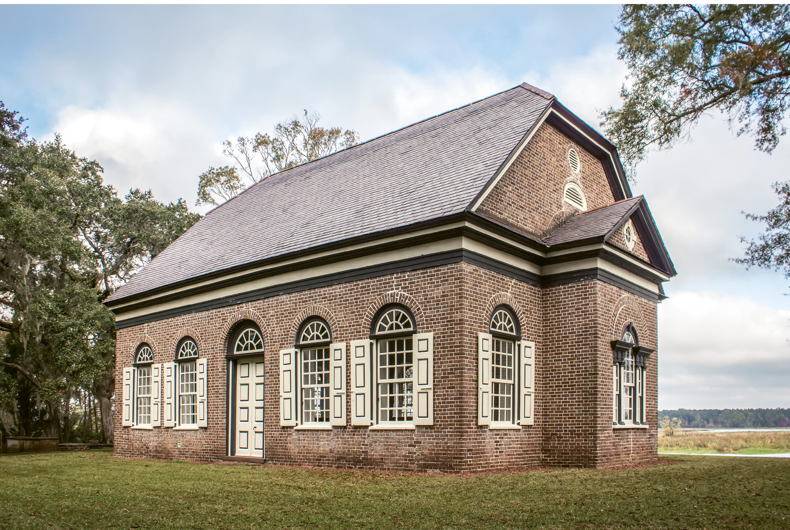 Pompion Hill Chapel-of-Ease, Berkeley County
