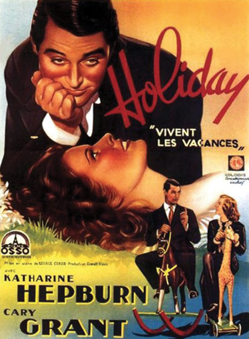 The 1938 movie Holiday was based on her family.