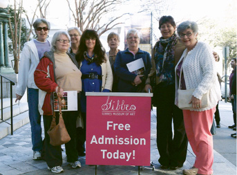 A Seven Farms Village and Grandview joint adventure to the Gibbes Museum of Art