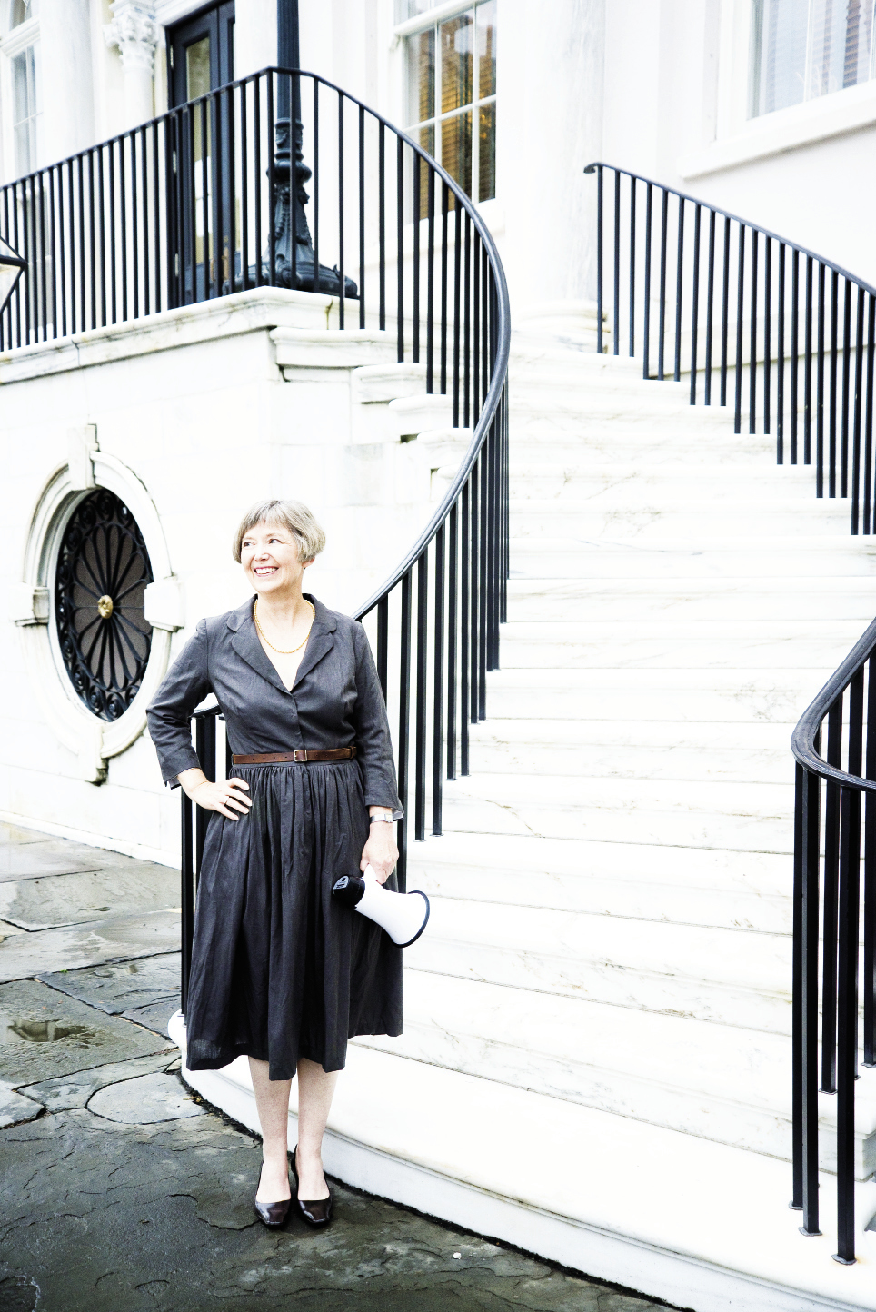 Architect and advocate Whitney Powers