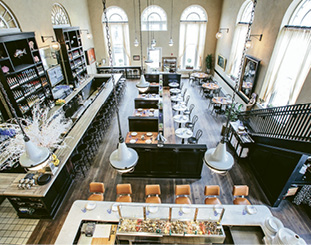 """Lowcountry Pick: """"I love The Ordinary. As far as restaurants go, I think it exemplifies Charleston in so many ways."""""""