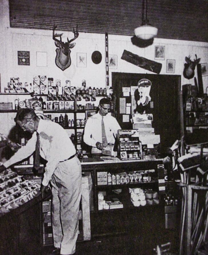 The Pitt Street Pharmacy