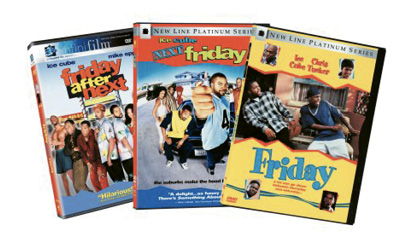 "TGIF: ""I don't care how many times I've seen Friday and Friday After Next. I'm going to watch them."""