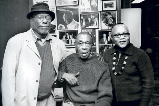 Photograph courtesy of the Charleston Jazz Initiative