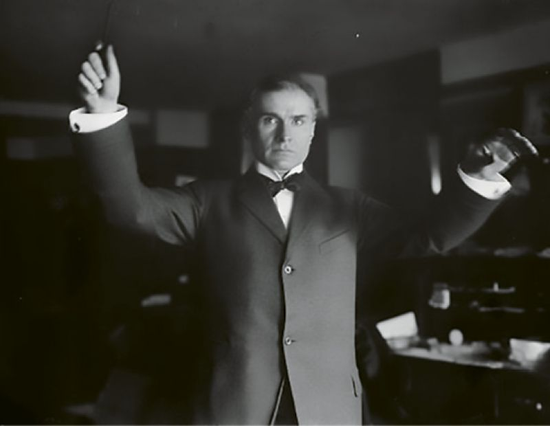 """In April 1935, famed composer and conductor Walter Damrosch was a guest at Fenwick Hall, where he heard the Charleston Society for the Preservation of Spirituals perform. He was quoted in The News & Courier, saying: """"Music, you know, is made up of tones and half tones. Now this group comes along with what might be called 'Charles-tones.' Really that's a bad pun, but I was simply delighted. It was a perfect evening...reflects the spirit of the cultural history of the old South. I want to give all praise to this group of persons who have such a wonderful work. It is something that should be perpetuated."""""""