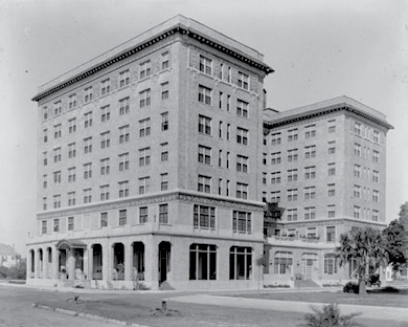 On July 5, 1942, Marjorie stayed briefly at the Fort Sumter Hotel and was given a dinner by Mrs. Joseph I. Waring and Josephine Pinckney.