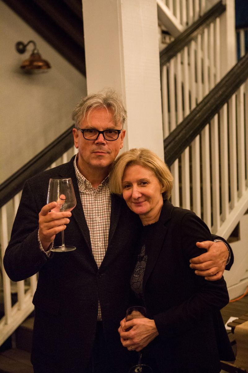 Peter Koepke and Nicky Holland