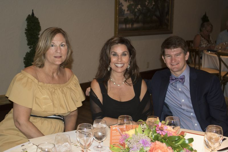 Suzanne Makin, Kimberly Golde, and Rob Havens