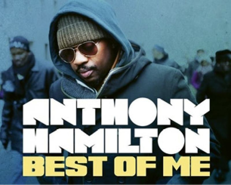"""Tuning In: """"Anthony Hamilton's song 'The Best of Me' is like an aspirin to my daily routine."""""""