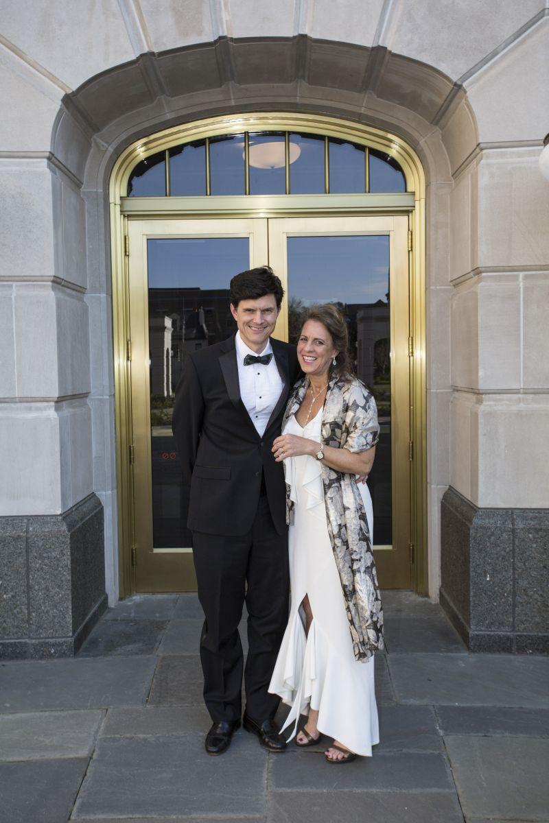 Dr. Brett and Natalie Baker