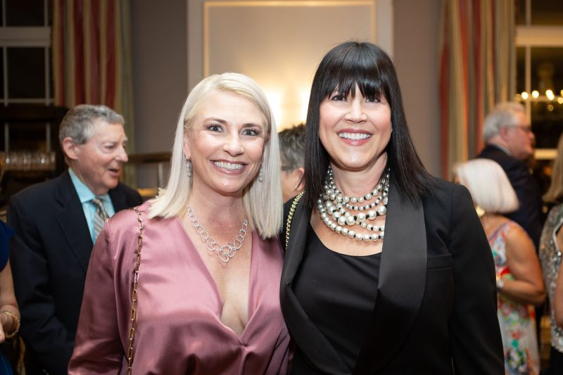 Kelley McCauley and Cheryl Steadman