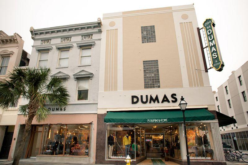 Downtown -M. Dumas & Sons