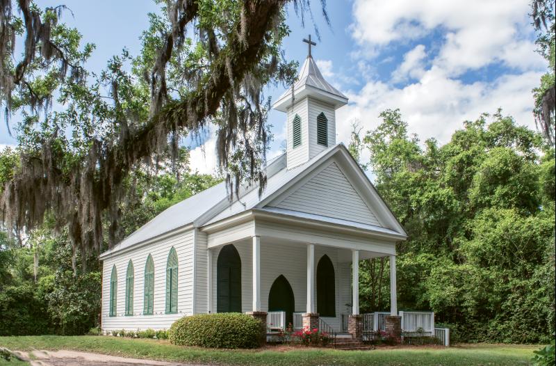 Grace Episcopal Chapel, Rockville