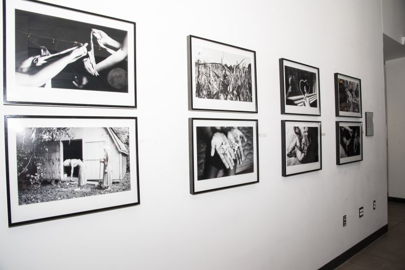 "Images within the ""Southbound"" exhibition"