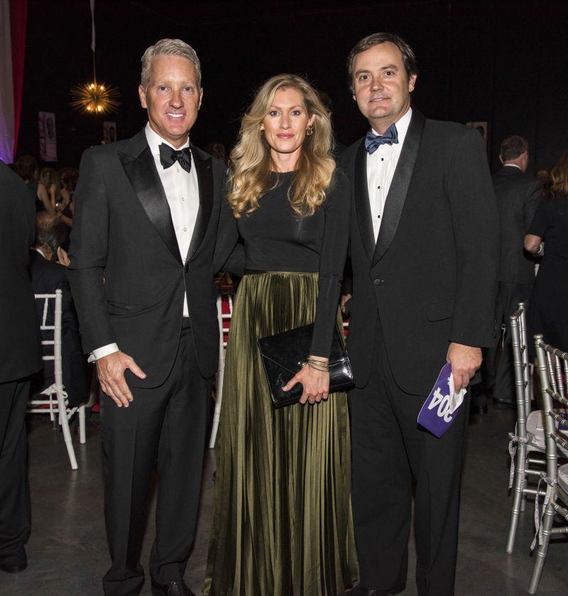 Paul Steadman, Kristin Fehsenfeld, and Ashley Cooper