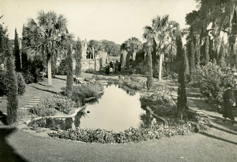 """On April 5, 1930, the Morawetzes bought Fenwick Hall from H. P. Whilden. The News & Courier reported: """"Mr. and Mrs. Morawetz are very much interested in gardening, and it is probable that Fenwick Hall, always a place of great interest, will be surrounded by beautiful gardens."""""""