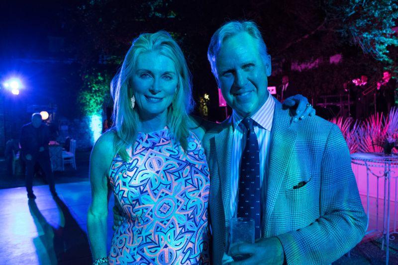 Jennifer Davis and John Derse