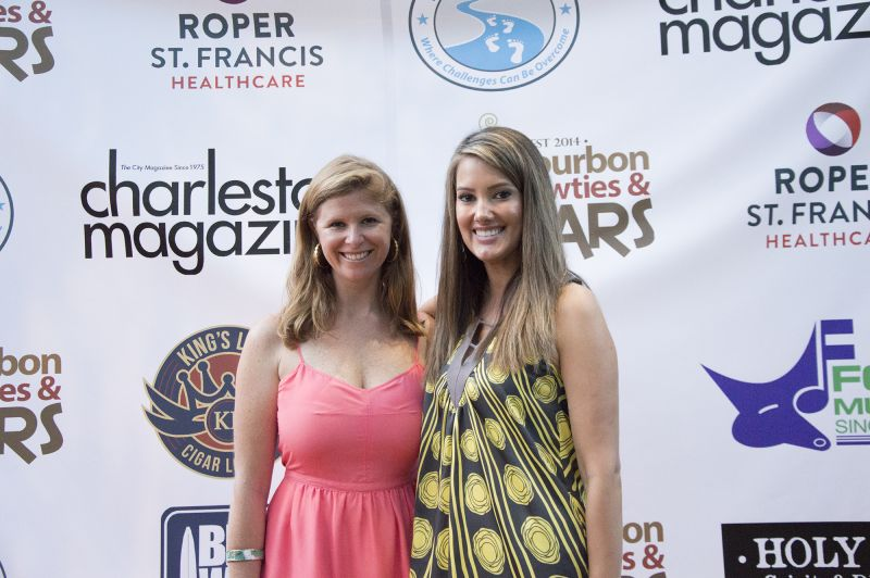 Dana Scarborough and Lisa Sines