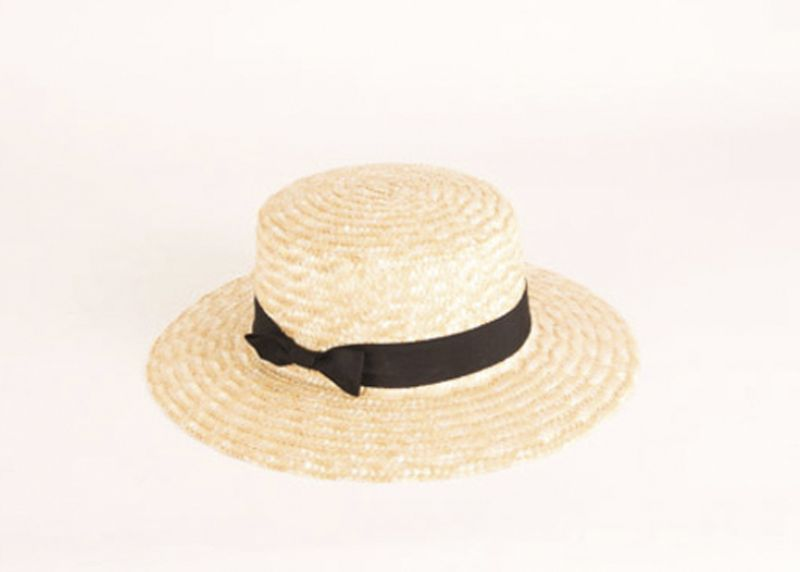 A&O International hat with bow, $28 at Mosa