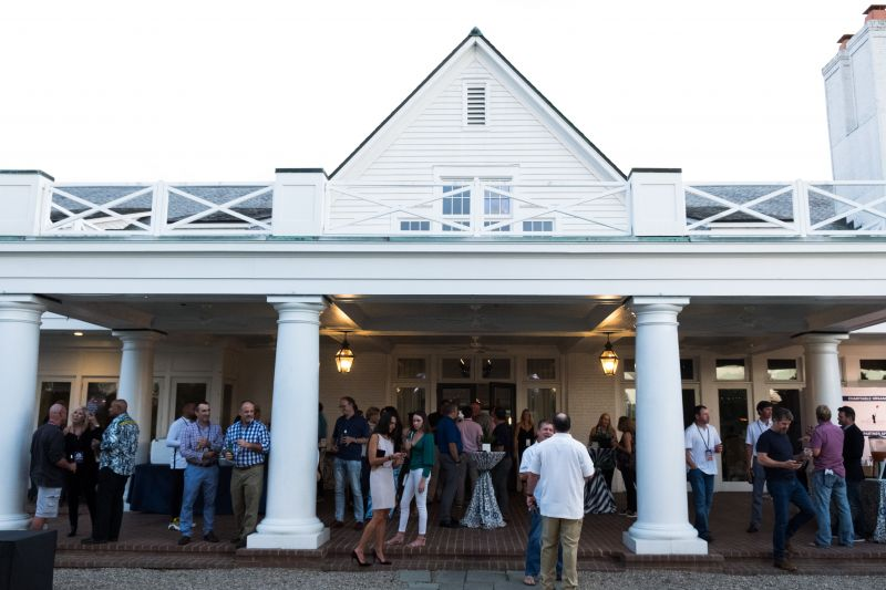The Daniel Island Club served as the perfect venue for the annual event.