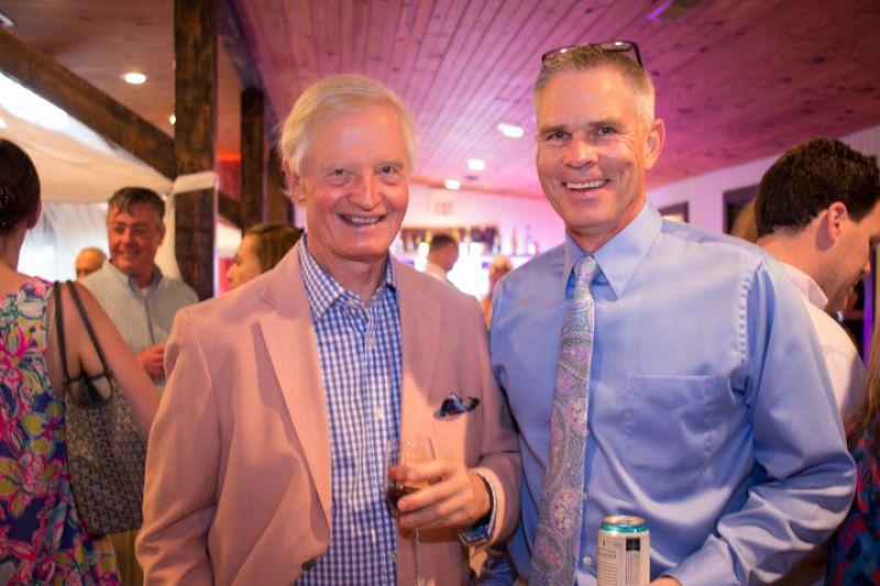 John Drayton Hastie Jr. and Todd Lucht